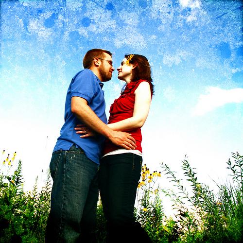 Pas facile de choisir un thème pour son mariage... Thème nature