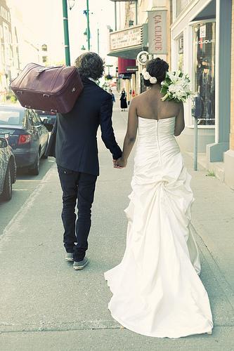Pas facile de choisir un thème pour son mariage... Thème voyages