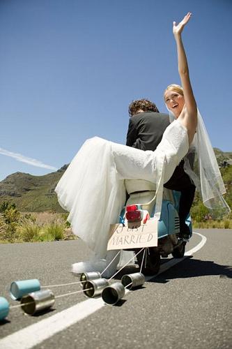 Pas facile de choisir un thème pour son mariage... Thème liberté