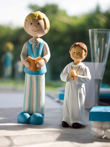 Figurines de communiants