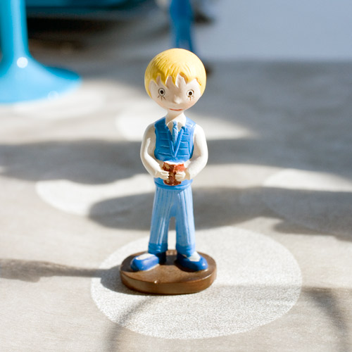 Figurine de communion
