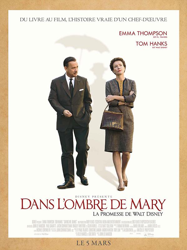 Cinéma : Dans l'ombre de Mary - La promesse de Disney