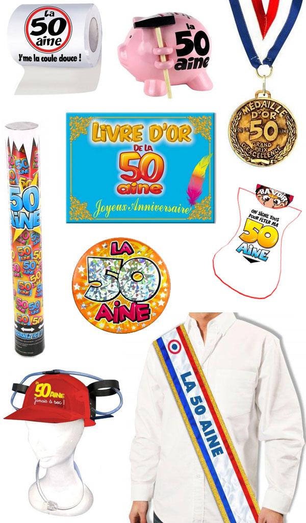 Anniversaire spécial 50 ans