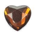 Petits coeurs en diamant, chocolat