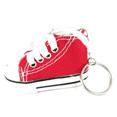 Basket chaussure porte-clés rouge