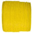 Rouleau de cordon laitonné jaune