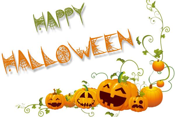Happy Halloween à tous !