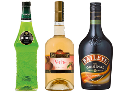 Boissons pour cocktail Halloween