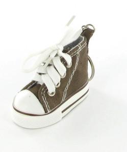 Mini chaussure porte clefs