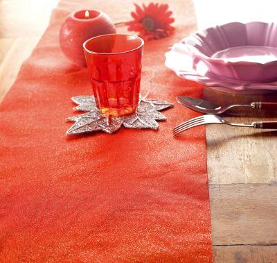 Chemins de table types mati res couleurs partie 1 for Chemin de table eurodif