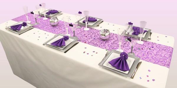 decoration de table anniversaire 40 ans femme. Black Bedroom Furniture Sets. Home Design Ideas