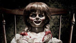 Déguisement Halloween Annabelle
